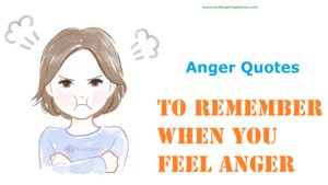 Latest Anger Quotes and Anger Sayings