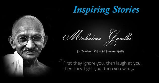 Quotes on Mahatma Gandhi