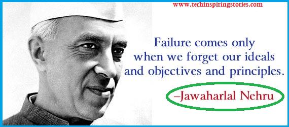 Top 15 Quotes Jawahar Lal Nehru