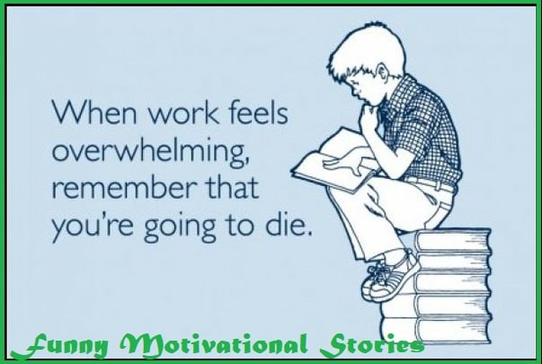 Funny Motivational Stories