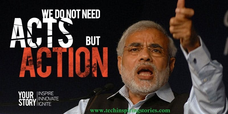 Top 10 Quotes on Narendra Modi