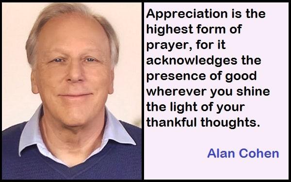 Inspirational Alan Cohen Quotes