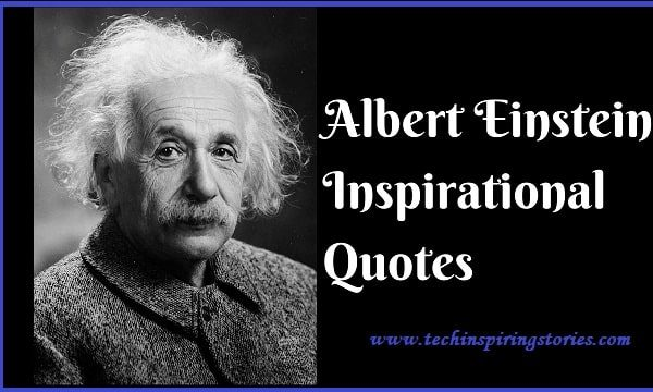 Motivational Albert Einstein Quotes And SAyings
