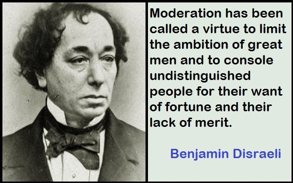 Inspirational Benjamin Disraeli Quotes