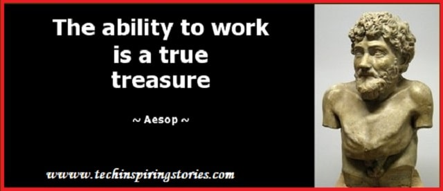 Motivational Quotes on Aesop