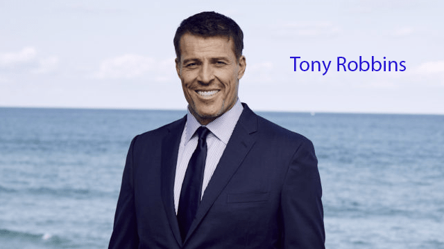Inspirational Quotes on Anthony Robbins : That Have Changed My Life