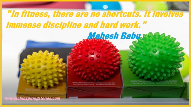 """In fitness, there are no shortcuts. It involves immense discipline and hard work."""