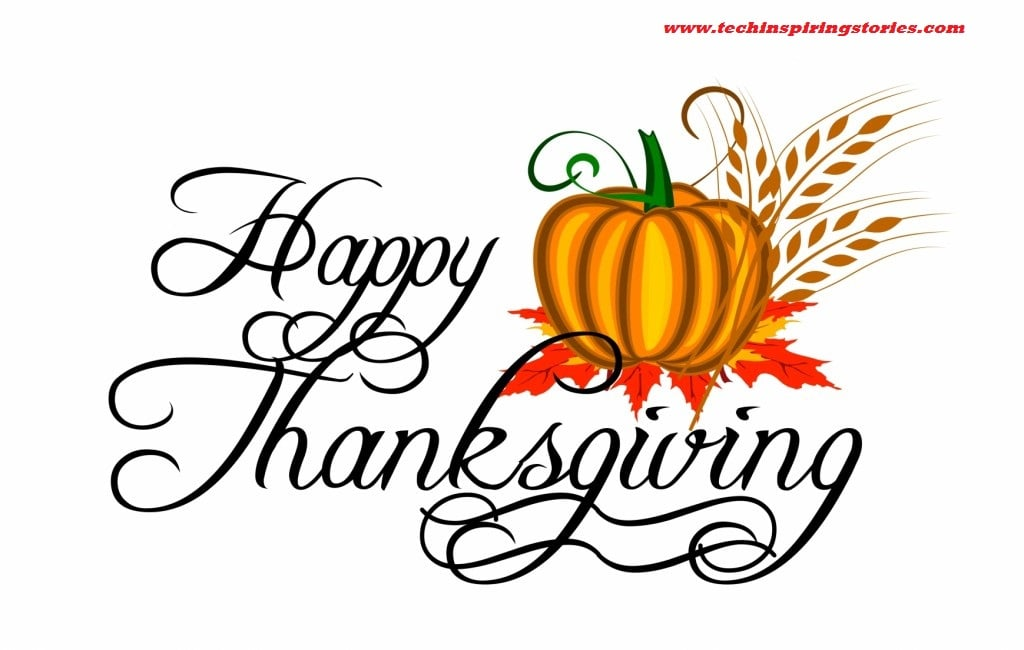 Famous Motivational Thanksgiving Quotes And Sayings