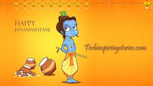 Read more about the article Happy Janmashtami Quotes, Messages and Images