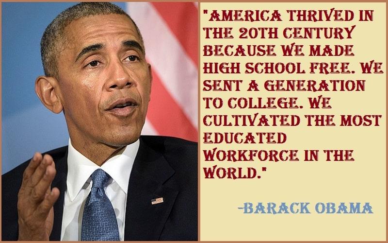 Quotes on Barack Obama