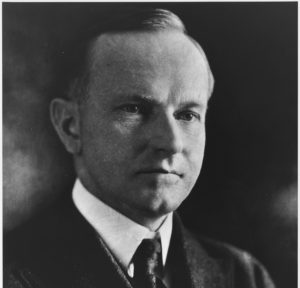 Motivational Calvin Coolidge Quotes