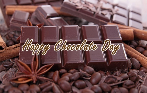 Happy Chocolate Day 1