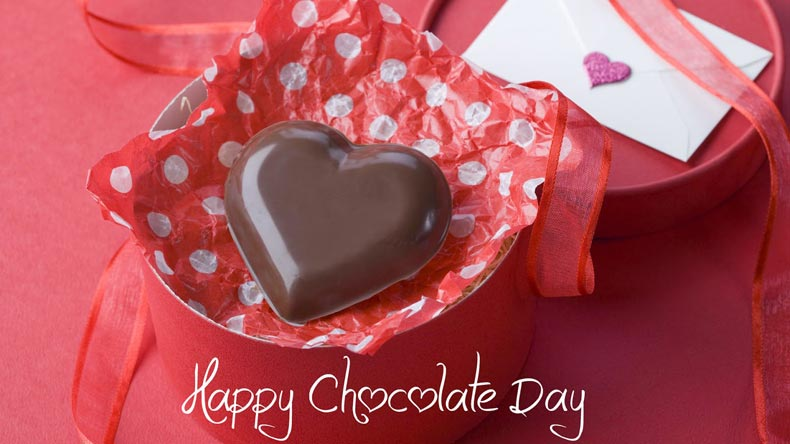 Happy Chocolate Day 2