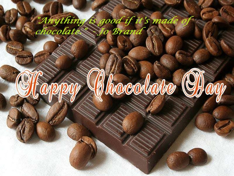 Happy Chocolate Day 4