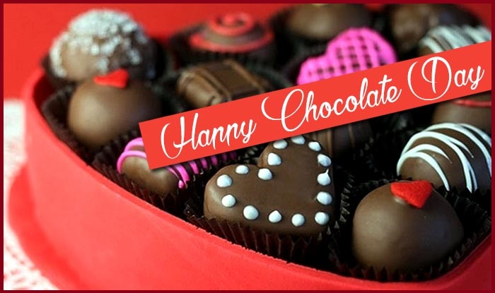 Happy Chocolate Day Messages And Wishes