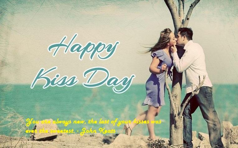 Happy Kiss Day 4