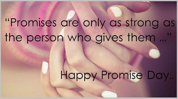Happy Promise Day 1