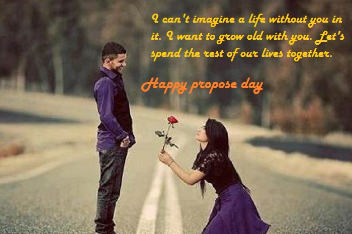 Happy Propose Day 2