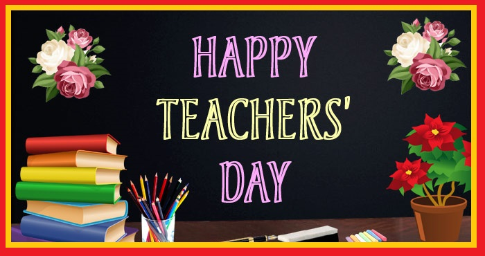 Famous Slogans on Teachers Day