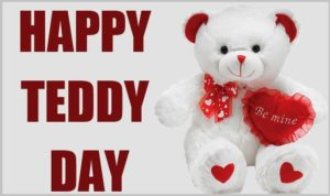 Happy Teddy Day Quotes And Sayings