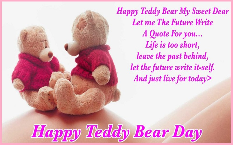 Happy Teddy Day 3