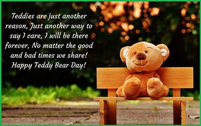 Happy Teddy Day 4