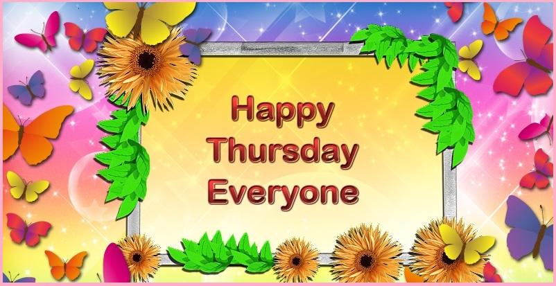 Happy Thursday 2