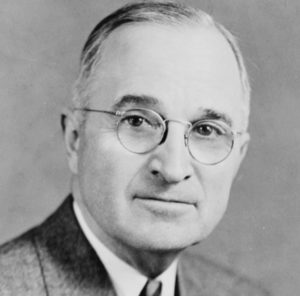 Motivational Harry S Truman Quotes