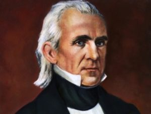 Motivational James K. Polk Quotes