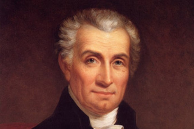 Motivational James Monroe Quotes