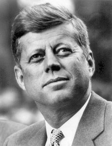 Motivational John F. Kennedy Quotes