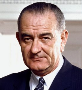 Motivational Lyndon B. Johnson Quotes