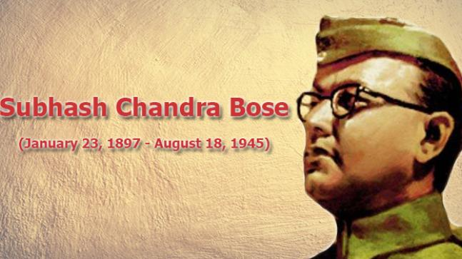 Subhash Chandra Bose 3