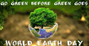Famous Slogans on World Earth Day