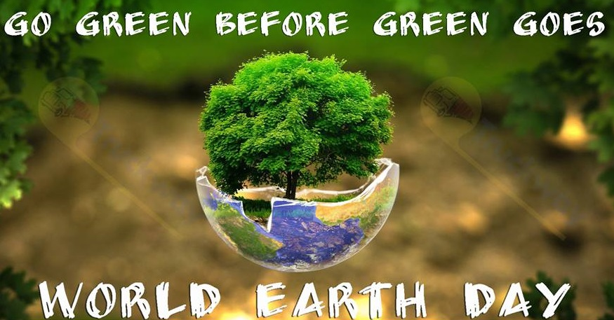 WORLD EARTH DAY