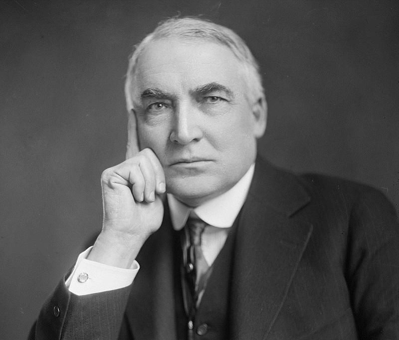Motivational Warren G. Harding Quotes