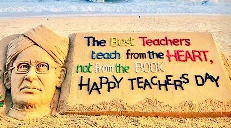 happy Teacher's Day 1