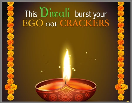 Famous Slogans on Diwali in English