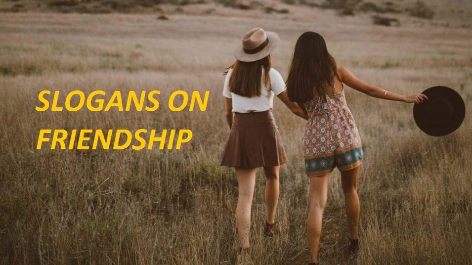 Friendship Slogans 1