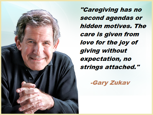 Gary Zukav 1