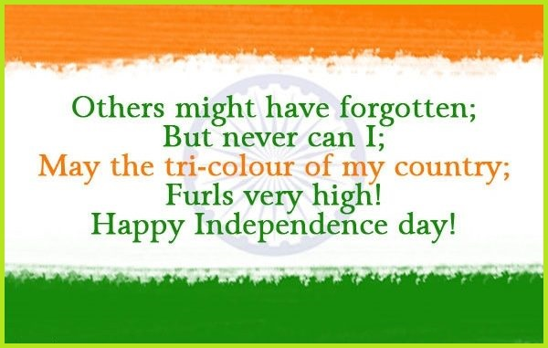 Happy Independence day 1