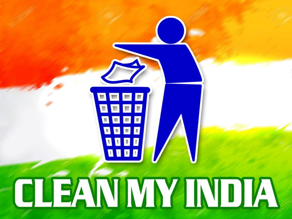 SLOGANS ON CLEAN INDIA