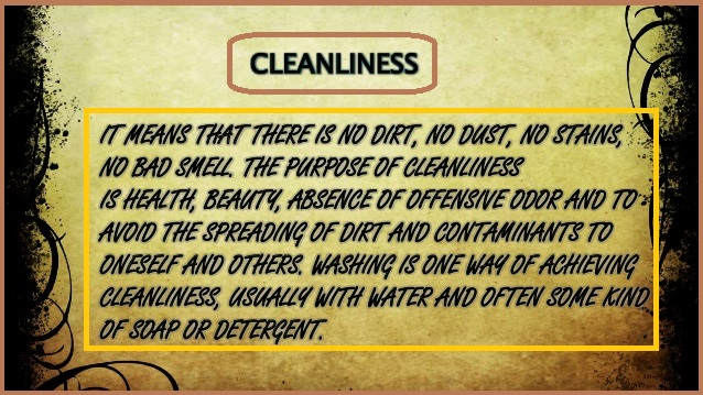 SLOGANS ON CLEANLINESS 2