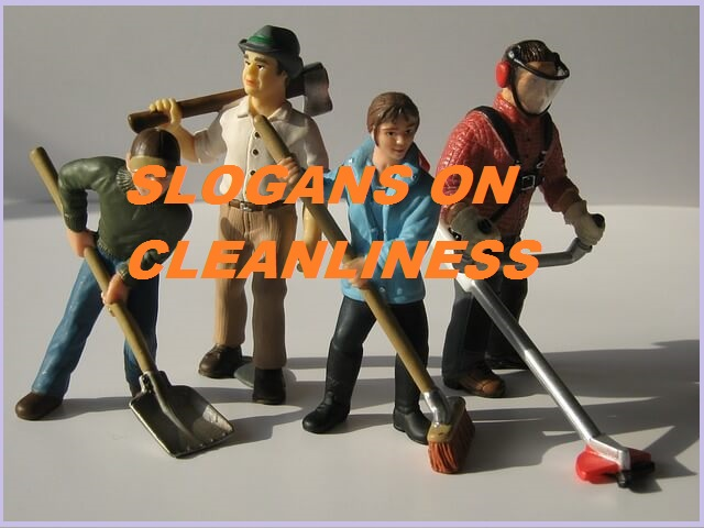 SLOGANS ON CLEANLINESS 3