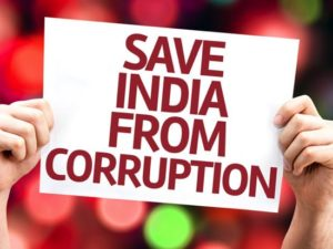 Famous Slogans on Corruption in English