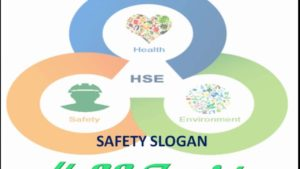 Famous Slogans on Safety