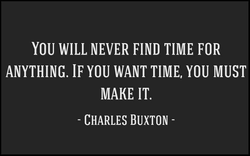 Charles Buxton Quotes