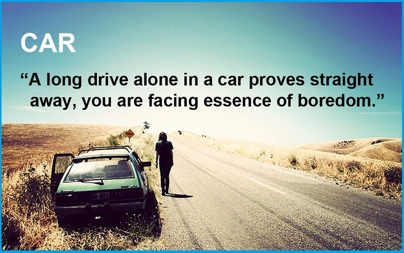 Cars Quotes And Sayings