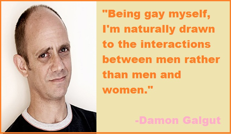 Damon Galgut Quotes
