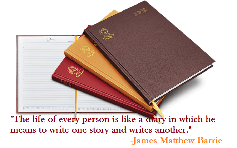 Diary Quotes And Sayings